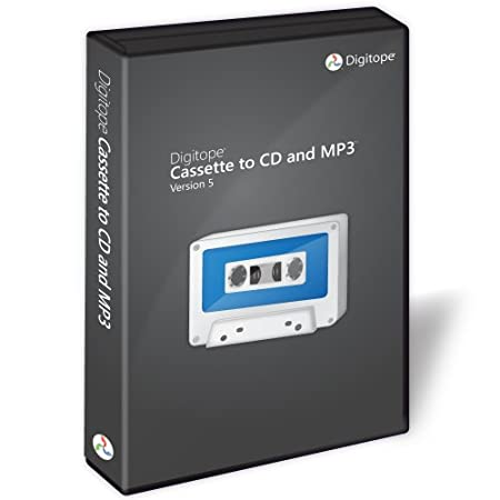 Cassette to CD and MP3