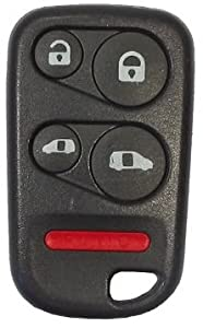 2001-2004 Honda Odyssey Keyless Entry Remote Key Fob Clicker Control With Free Do-It-Yourself Programming