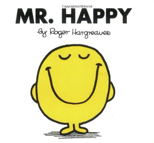 Mr. Happy (Mr. Men and Little Miss) - Roger Hargreaves