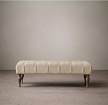 Legno Dekor seduta divano, mango, colore naturale, 120x 70x 43cms