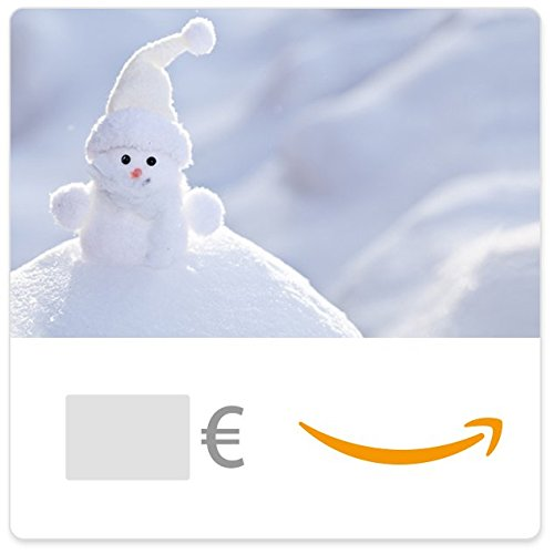 cheque-regalo-de-amazones-e-mail-muneco-de-nieve