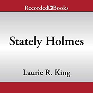 Stately Holmes Audiobook