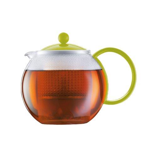 Bodum Assam Tea Press, 34-Ounce, Green