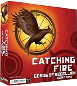 The Hunger Games Catching Fire - Card Game - Seeds of Rebellion