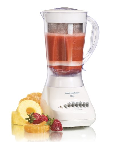 Hamilton Beach 50162Z Aguas Frescas 10 Speed Blender