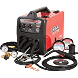 - Lincoln Electric Easy MIG 140 115V Flux Cored/MIG Welder - 140 Amp Output, Model# K2697-1