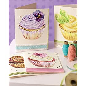 Wallies Babycake Cupcake Wallpaper Cutouts Scrapbooking