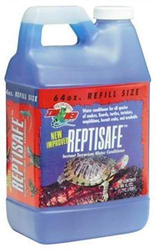 Zoo Med ReptiSafe Water Conditioner, 64 oz by Zoo Med (Reptisafe Water Conditioner 64 Oz compare prices)