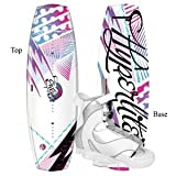 Hyperlite 130 Eden Jinx Wakeboard Package Womens