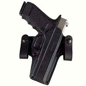 Galco DT472 Double Time Gun Holster for S&W M&P, Right, Black by Galco