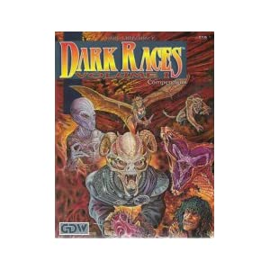 Dark Races, Vol. 1 (Dark Conspiracy)