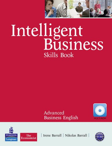 Intelligent Business Advanced Skills Book