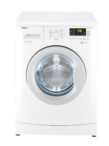 Beko WMB 51032 PTE Waschmaschine Frontlader / A+++ C / 0.636 kWh / 1000 UpM / 5 kg / Wasserschutzsystem / Pet Hair Removal / weiß