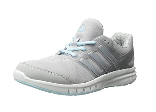 Adidas Performance Women's Galaxy Elite 2.0 Women's Running Shoe,Clear Grey/Silver/Frozen Blue,10 M US