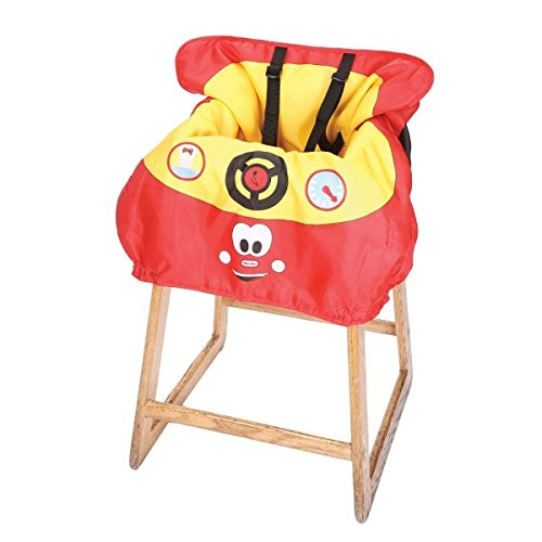 Little Tikes Cozy Coupe Shopping Cart &Amp; High Chair Cover By Diono front-183048