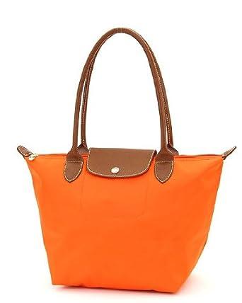 Designer Inspired Lanus Tote - Old Orange