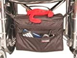 Stowaway Wheelchair Bag Pack for Under Wheelchairs.