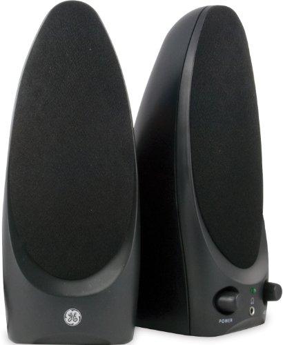 GE HO98912 2.0 Multimedia USB Speaker