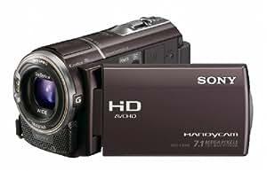 Sony HDR-CX360V High Definition Handycam Camcorder (Bordeaux)