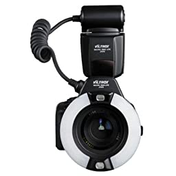 JYC Macro Close-Up O Ring Light Flash For Sony A900 A850 A700 A580 A77 A65 A57 A37