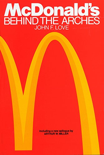 McDonald's: Behind The Arches, Love, John F.