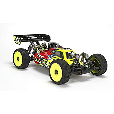 8IGHT 4.0 Race Kit: 1/8 4WD Nitro Buggy