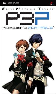 Shin Megami Tensei - Persona 3 Portable (Standard Version)