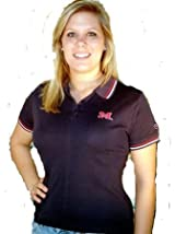 Ole Miss Colosseum Ladies Grandstand Polo Shirt