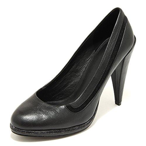 9549G décolleté decollete donna nero ARMANI JEANS decolte scarpe shoes women [40]