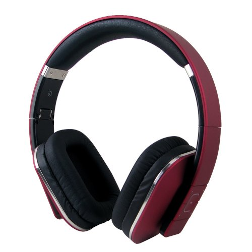 Micro casque August EP650 Pourpre - Bluetooth 4.0