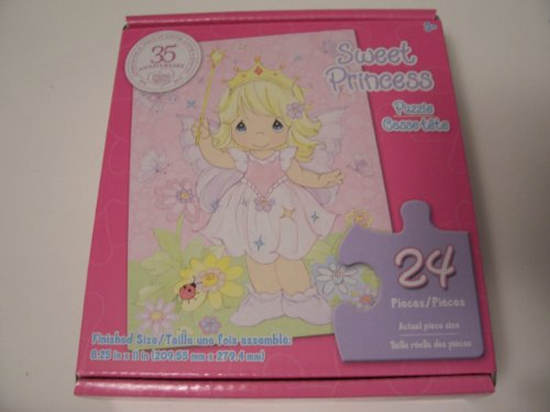 Precious Moments 24 Piece Puzzle ~ Sweet Princess (35th Anniversary Edition) - 1