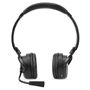 FreeTalk Wireless Headset and Microphone for Video Calls (TALK-5192)