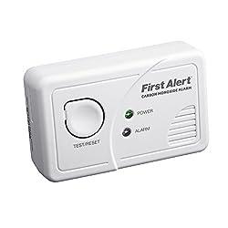 First Alert CO-FA-9B Carbon Monoxide Alarm from First Alert