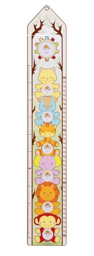 Russ Berrie Babies Love to Learn Height/Growth Chart (Discontinued by Manufacturer) - 1