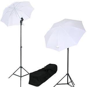 Lightfox® HISY04 Aluminium Photo Studio light Set Lamp Camera