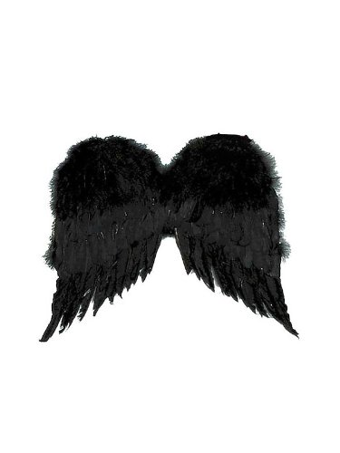 Black 36 Feather Wings