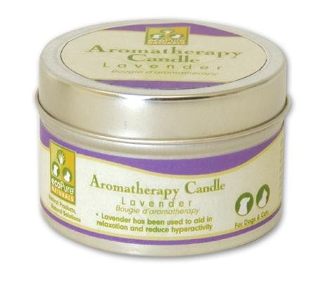Our Pets HB-10179 ecoPure Pet Lavender Aromatherapy Candle