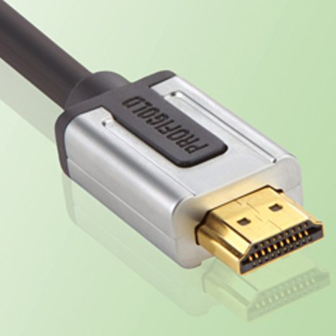 Profigold 5m High Speed HDMI Cable with 99.996 Percent OFC Copper and 24K Hard Gold Connectors