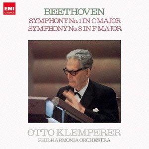 Beethoven: Sym Nos1 & 8