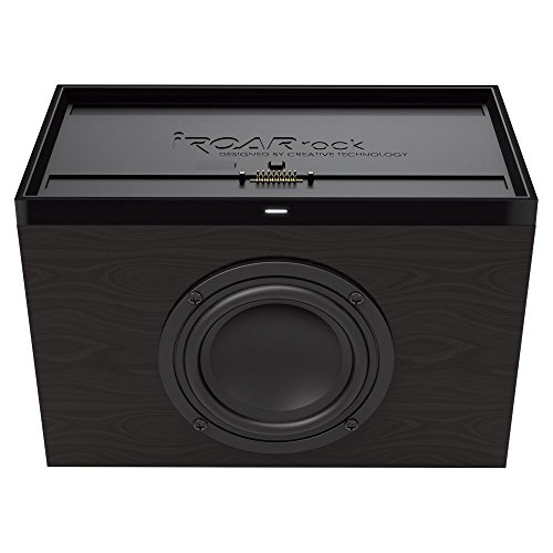 Cheapest Price! Creative iRoar Rock Docking Subwoofer