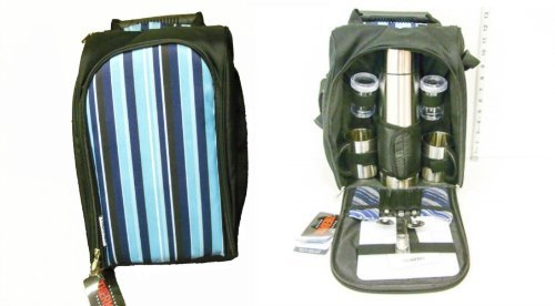 Thermos 2 Person Cooler Picnic Set front-917682