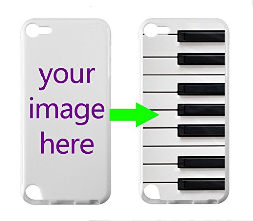 Fashion Design Piano Keyboard Personalized Custom Case For Ipod Touch 5Th Case