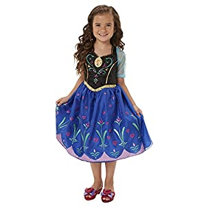 Disney Frozen Anna Musical Light up Dress