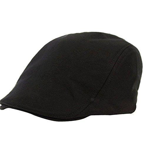 flat-denim-cappello-cap-unisex-ivy-hat-miscela-golf-driving-cap-cotton-unisex-gatsby-cap-precurvato-