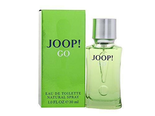 Joop!, Go, Eau de Toilette da uomo con vaporizzatore, 30 ml