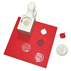 Martha Stewart Crafts Ornaments Stamp and Punch Set