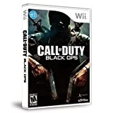 NEW Call of Duty: Black OPS Wii (Videogame Software)