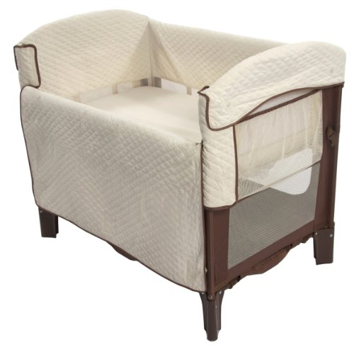 Arm's Reach Ideal Arc Original Co-Sleeper Bedside Bassinet - 1