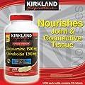Kirkland SignatureTM Extra Strength Glucosamine/chondroitin Sulfate Glucosamine HCI 1500 Mg/chondroitin Sulfate 1200 Mg 220 Tablets