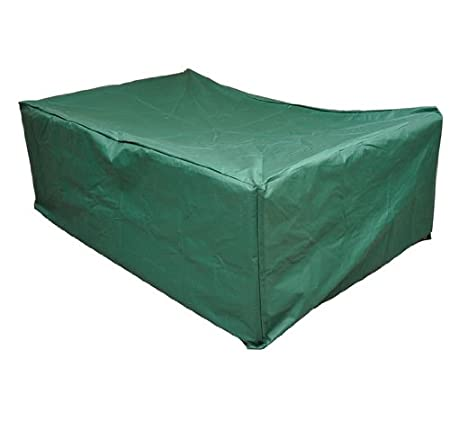 "Outsunny Outdoor Sofa Sectional Furniture Set Cover - Green - 97"" x 65"" x 26"" by Outsunny at Sears.com"